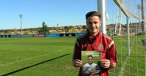 Confesó que prefiere a Messi antes que a Cristiano para llevarse el campeonato.