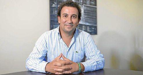 López Catalán, durante una entrevista concedida a ESTADIO.