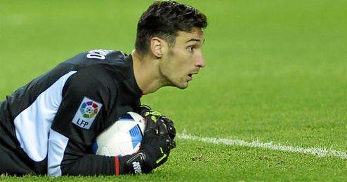 Rico ha disputado 61 encuentros con el Sevilla desde que debutará contra el Getafe el 14 de septiembre de 2014.