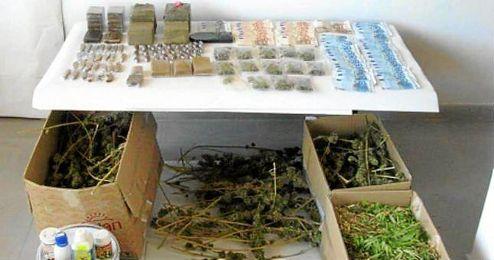 Estaban especializados en la producción y distribución de marihuana y hachís.