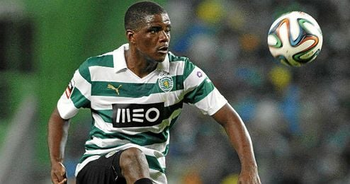 William Carvalho podría salir del Sporting.