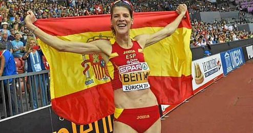 Ruth Beitia será galardonada como la mejor atleta española del año en la Gala del Atletismo.