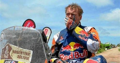El piloto de KTM tom� el trono que en los �ltimos diez a�os hab�a tenido tan s�lo dos reyes: Cyril Despres y Marc Coma.