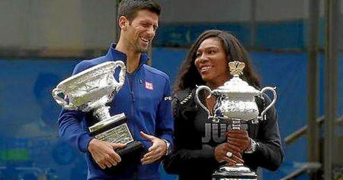 Rafael Nadal y Garbiñe Muguruza son las principales bazas españolas en la cita australiana.