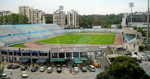 El estadio Qemal Stafa será derribado para construir el nuevo ´Arena Nacional´.