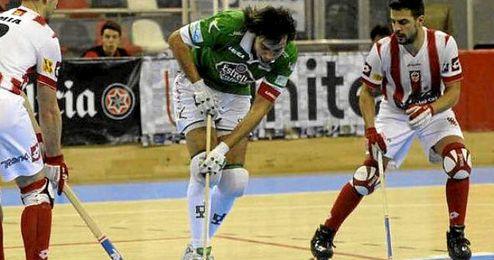 Vic y Liceo forman parte de la representaci�n espa�ola en la Liga de Campeones de hockey patines.