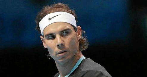En la imagen, el tenista español Rafa Nadal.