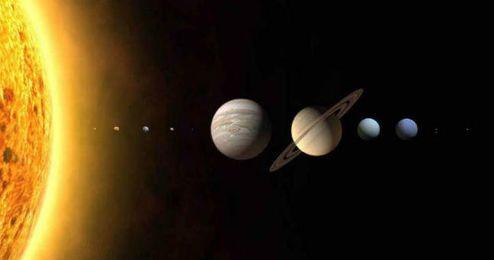 Los planetas estar�n alineados hasta el 20 de febrero
