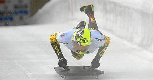 La pr�xima prueba ser� en Saint Moritz (Suiza), en menos de dos semanas.