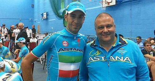 Pretende que el estado físico de Nibali alcance la punta para el Giro de Italia y los Juegos de Río.