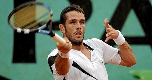 En la imagen, el tenista español David Marrero.
