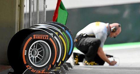 Pirelli ha dispuesto estos test para desarrollar sus compuestos ante las condiciones meteorol�gicas.