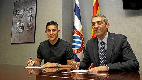 Duarte firma con el Espanyol.