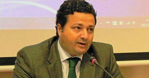 Oscar Graefenhain, director general del CSD, informó a las federaciones de la propuesta de subvención.