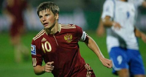 Andrei Arshavin.