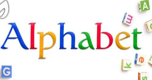 Alphabet es la marca que sustituy� a Google, y por lo tanto a Microsoft