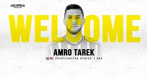 Así ha dado la bienvenida el Columbus a Tarek.