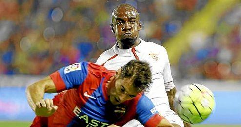 Kakuta no ha sido inscrito por el Sevilla en la Europa League.