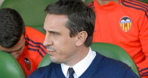 El ingl�s no conoce la victoria en Liga con el Valencia.