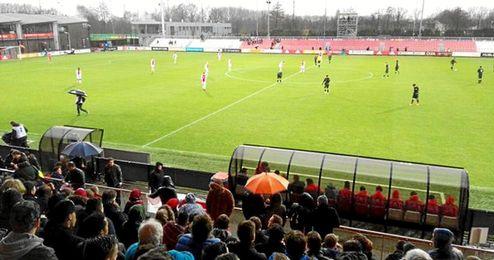 Ajax 3-1 Sevilla FC: Final del partido