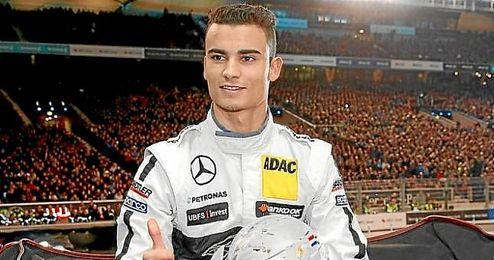 """""""Manor es un gran lugar para iniciar mi carrera en la Fórmula 1, estoy encantado de estar aquí"""""""