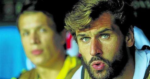 Fernando Llorente está ofreciendo un pobre rendimiento como sevillista.