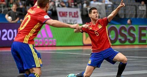 España jugará una nueva final de fútbol sala.
