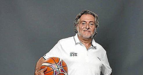 En la imagen, Pepu Hernández.