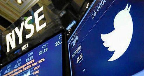 Twitter pierde 460 millones de euros en 2015.