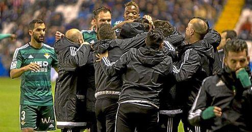 El equipo logr� anotar m�s de un gol por primera vez desde el ya lejano 4 de octubre.