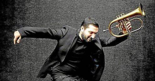 Ibrahim Maalouf actúa este martes en el Lope de Vega