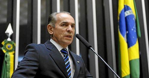 En la imagen, el ministro de Salud de Brasil Marcelo Castro.