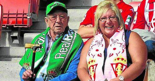 Existe gran relación con el Sporting.