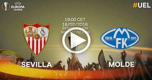 El Sevilla F.C. defiende su corona.