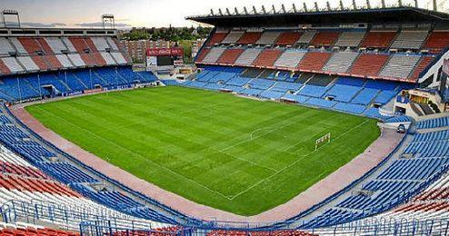 El Calderón cuenta con 55.000 asientos.