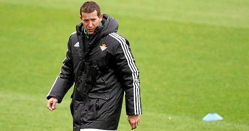 Juan Merino ha repasado la actualidad del Betis.