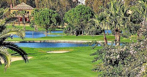 El Real Club de Golf de Sevilla, sede de la Copa del Rey