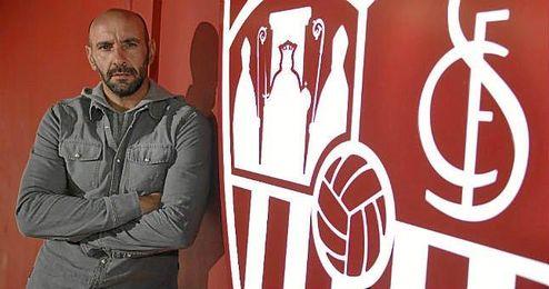 Monchi, en una reciente entrevista a ESTADIO Deportivo.