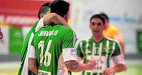 El Betis FSN pudo finalmente arañar un punto en la visita del Hércules San Vicente a Dos Hermanas.