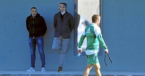 Rafael van der Vaart no ha conseguido triunfar en el Betis.