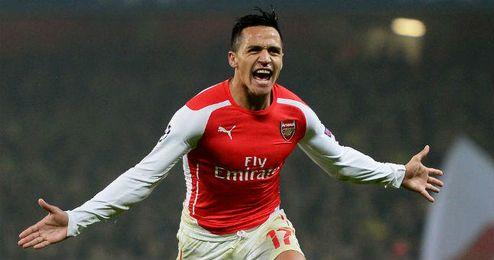 Alexis Sánchez es uno de los pilares del Arsenal.