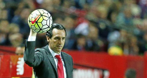 Emery alcanza las 100 victorias en el Sevilla