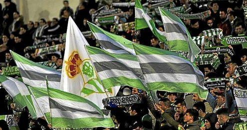 El Villamarín presentará de nuevo una buena entrada.