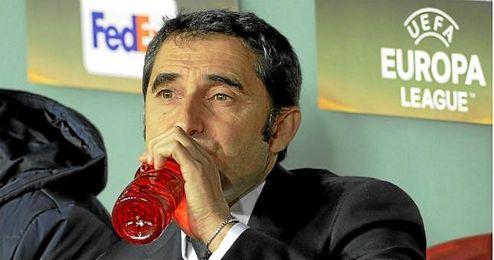 Ernesto Valverde será rojiblanco hasta 2017.