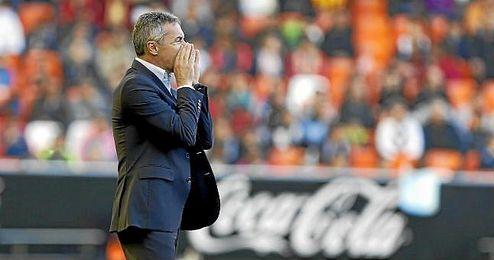 """Escribá califica el partido ante el Sevilla de """"el más importante"""".º"""
