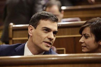 Pedro Sánchez es el primer candidato que ve rechazada su investidura
