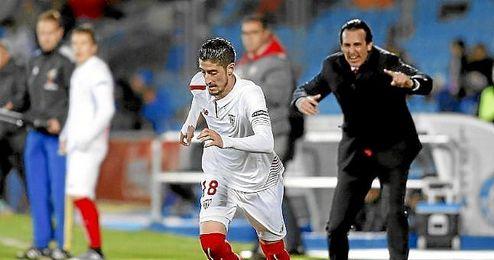 El Sevilla especul� demasiado en Getafe.