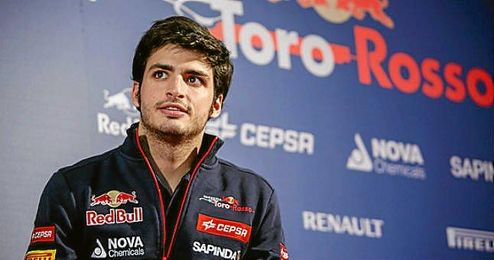 """""""Mi objetivo es acabar en Red Bull""""."""