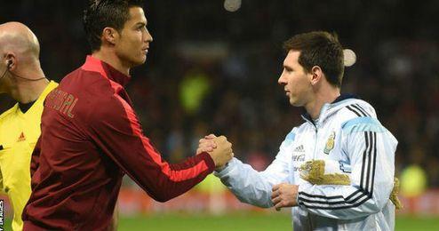 El debate entre Messi y Ronaldo es mundial.