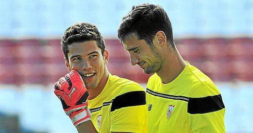 Soria ha jugado seis partidos, con s�lo un gol en contra.